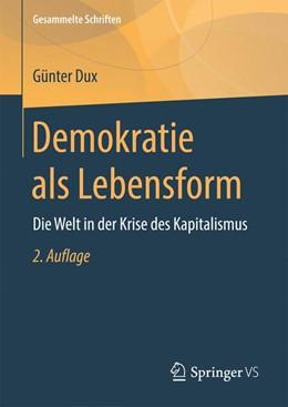 Abbildung von Dux | Demokratie als Lebensform | 2. Auflage | 2019 | 11 | beck-shop.de