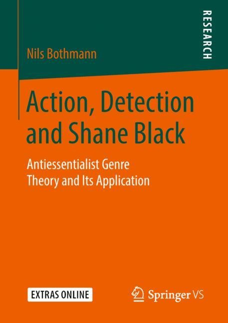 Action, Detection and Shane Black | Bothmann | 1st ed. 2018, 2018 | Buch (Cover)