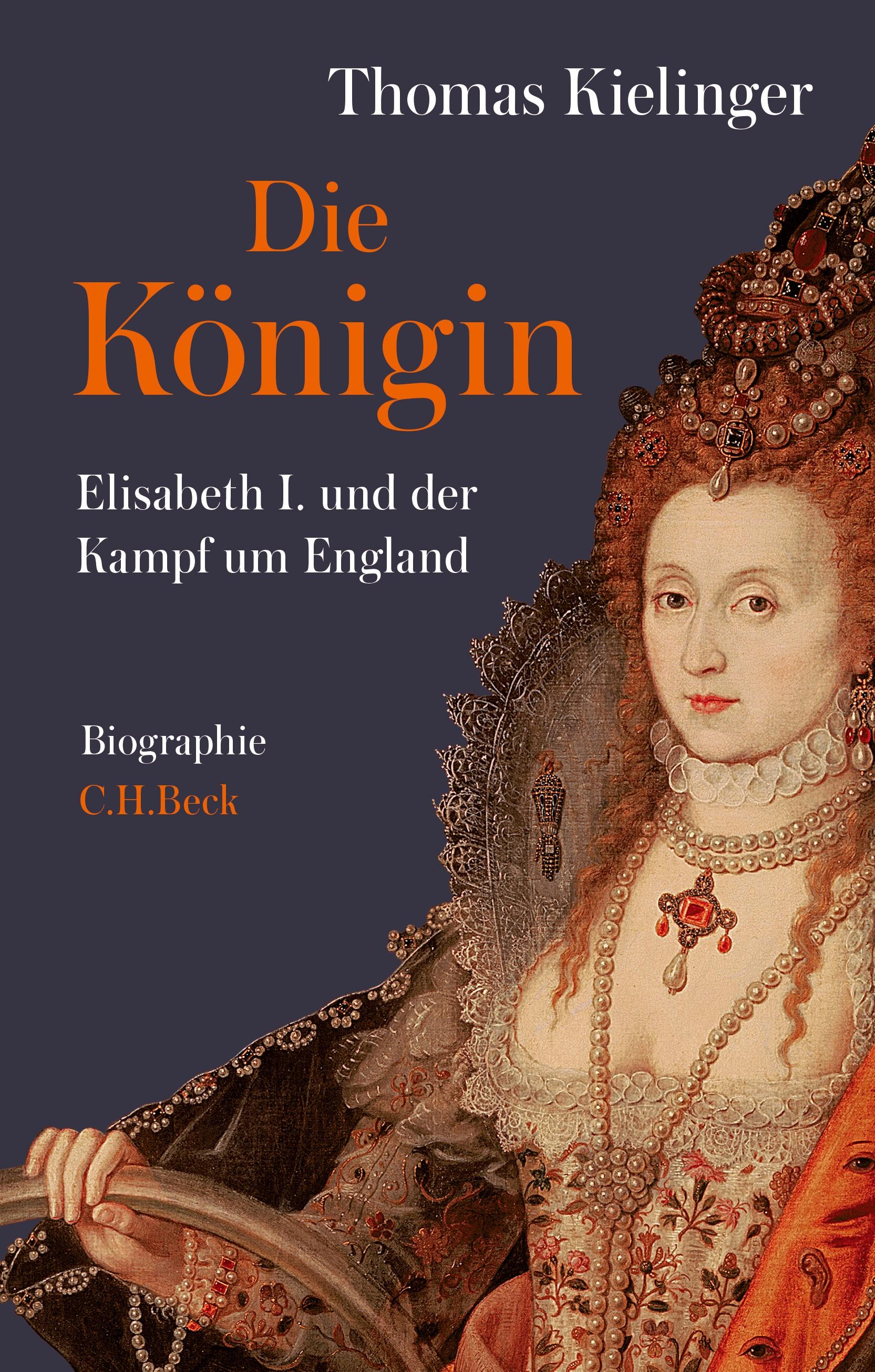Abbildung von Kielinger, Thomas | Die Königin | 2019