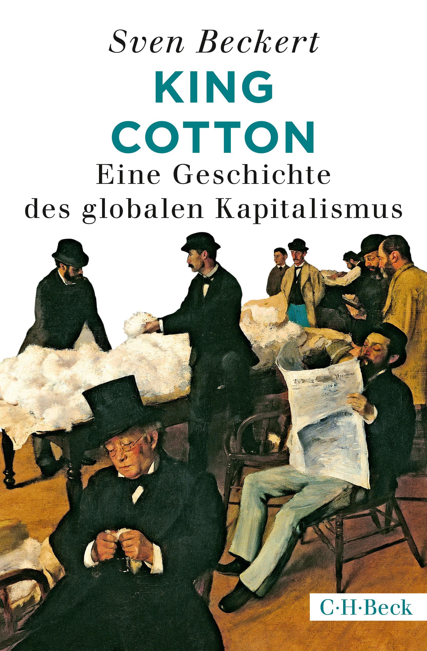 King Cotton | Beckert, Sven, 2019 | Buch (Cover)