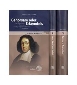 Abbildung von Walther | Spinoza-Studien | 1. Auflage | 2019 | beck-shop.de