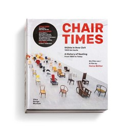 Abbildung von Kries / Fehlbaum / Butler | Chair Times: A History of Seating | 2018 | From 1800 to Today