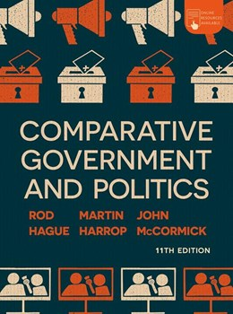 Abbildung von McCormick / Hague / Harrop | Comparative Government and Politics | 11st ed. 2019 | 2019 | An Introduction
