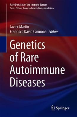 Abbildung von Martín / Carmona | Genetics of Rare Autoimmune Diseases | 1st ed. 2019 | 2019
