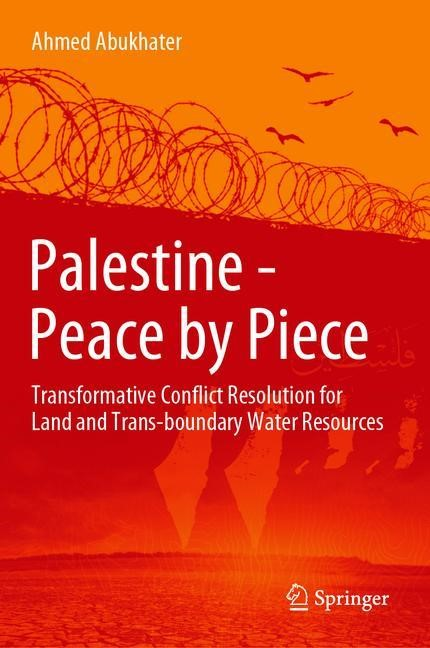 Palestine - Peace by Piece | Abukhater | 1st ed. 2019, 2018 | Buch (Cover)
