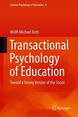 Abbildung von Roth | Transactional Psychology of Education | 1. Auflage | 2019 | 9 | beck-shop.de