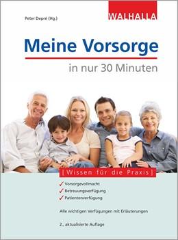 Abbildung von Depré (Hrsg.) | Meine Vorsorge | 2. Auflage | 2020 | beck-shop.de