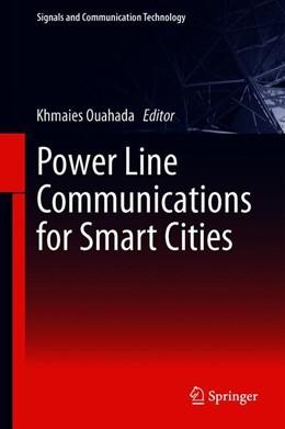 Abbildung von Ouahada | Power Line Communications for Smart Cities | 1. Auflage | 2021 | beck-shop.de
