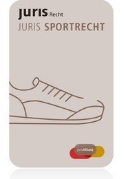 juris PartnerModul Sportrecht - Jahresabonnement, 2018 (Cover)