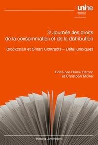 3e Journée des droits de la consommation et de la distribution   Carron / Müller, 2018   Buch (Cover)