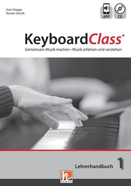 Abbildung von Stagge / Sterzik | KeyboardClass. Lehrerhandbuch 1 | 1. Auflage | 2019 | beck-shop.de