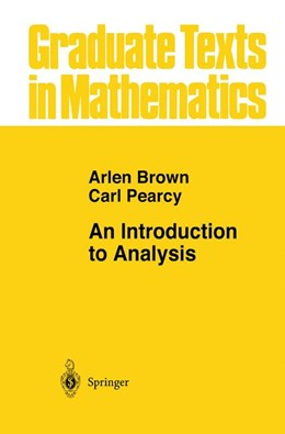 Abbildung von Brown / Pearcy | An Introduction to Analysis | 1994 | 154