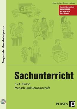 Abbildung von Dechant / Mallanao | Sachunterricht, 3./4. Klasse, Mensch und Gemeinschaft | 1. Auflage | 2018 | beck-shop.de