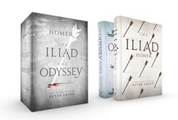 Abbildung von Homer   The Iliad and the Odyssey Boxed Set   First Edition   2019