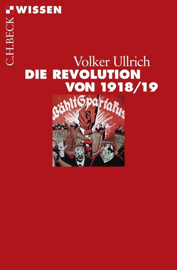 Die Revolution von 1918/19 | 2., durchgesehene Auflage, 2018 | Buch (Cover)