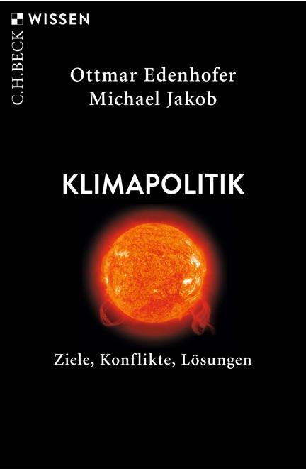 Cover: Michael Jakob|Ottmar Edenhofer, Klimapolitik