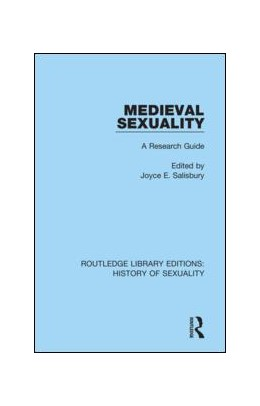 Abbildung von Salisbury | Medieval Sexuality | 2019 | A Research Guide