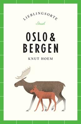 Abbildung von Hoem   Oslo & Bergen – Lieblingsorte   Originalausgabe   2019   4698