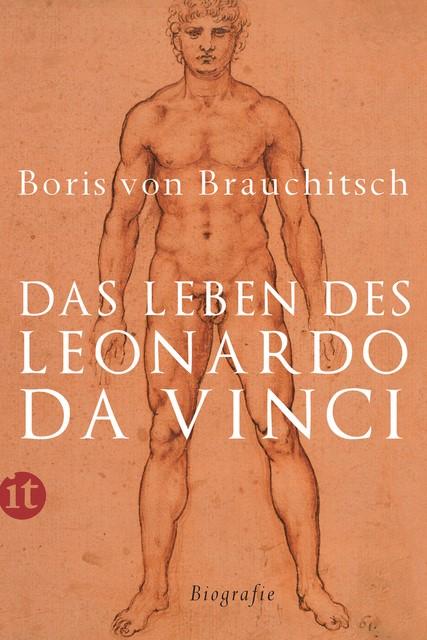 Das Leben des Leonardo da Vinci   Brauchitsch   Originalausgabe, 2019   Buch (Cover)