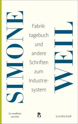 Abbildung von Weil | Fabriktagebuch | 2019