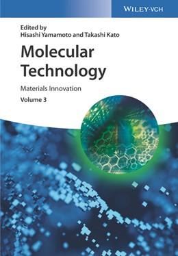 Abbildung von Yamamoto / Kato | Molecular Technology | 2019 | Materials Innovation