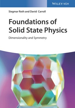Abbildung von Roth / Carroll | Foundations of Solid State Physics | 2019 | Dimensionality and Symmetry