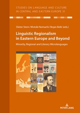 Abbildung von Nomachi / Stern | Linguistic Regionalism in Eastern Europe and Beyond | 1. Auflage | 2018 | 31 | beck-shop.de