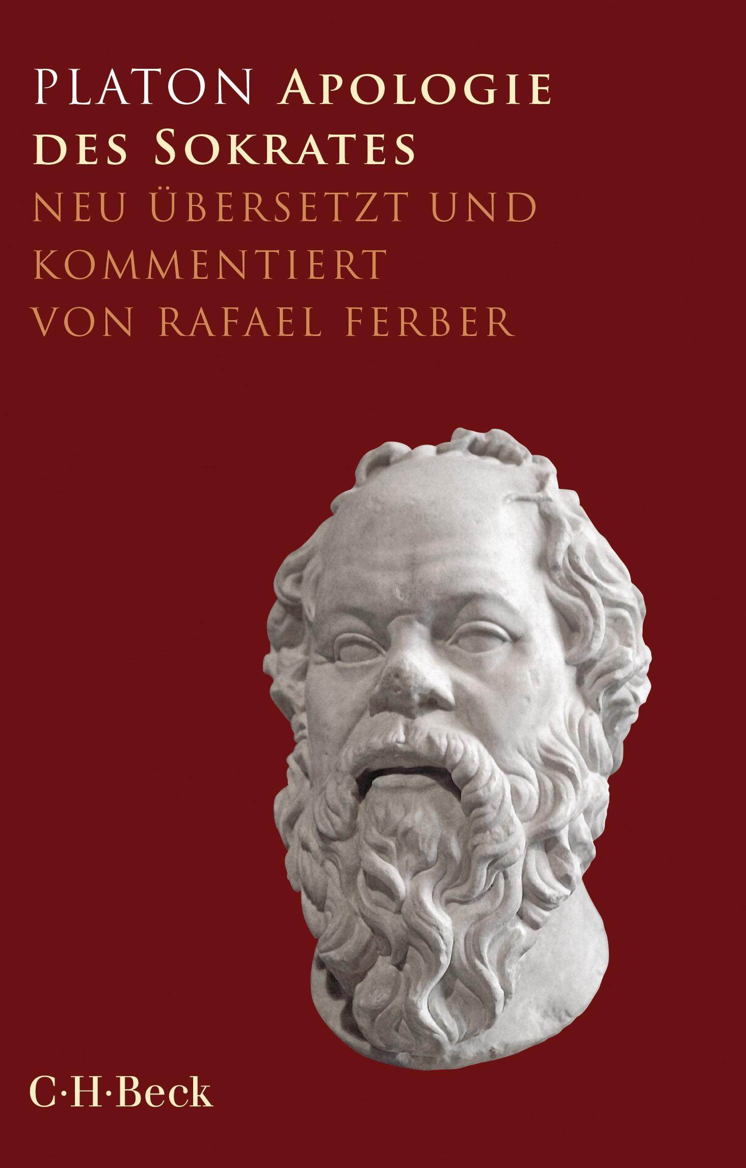 Apologie des Sokrates | Platon | 2. Auflage, 2019 | Buch (Cover)