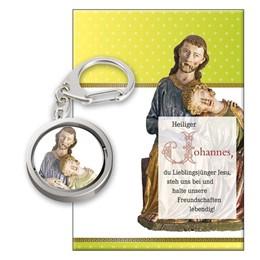 Abbildung von Schlüsselanhänger »Heiliger Johannes« | 2018