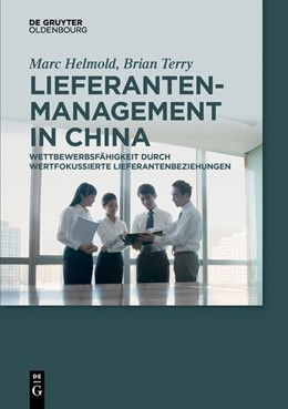 Abbildung von Helmold / Terry | Lieferantenmanagement in China | 1. Auflage | 2018 | beck-shop.de