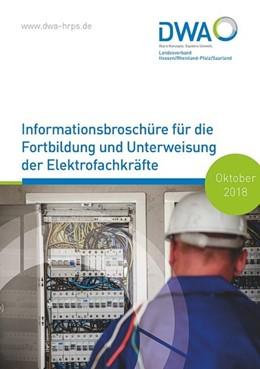 Abbildung von Hörner | Informationsbroschüre für die Fortbildung und Unterweisung der Elektrofachkräfte | 2018