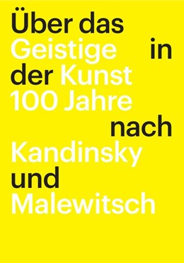 Abbildung von Meißner / Schimpf | Über das Geistige in der Kunst | 1. Auflage | 2018 | beck-shop.de