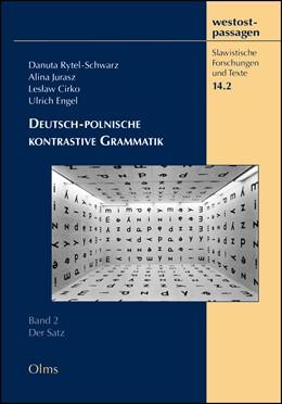 Abbildung von Rytel-Schwarz / Jurasz | Deutsch-polnische kontrastive Grammatik | 1. Auflage | 2018 | 14.2 | beck-shop.de