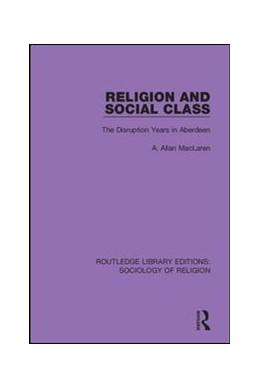 Abbildung von MacLaren   Religion and Social Class   1. Auflage   2019   10   beck-shop.de