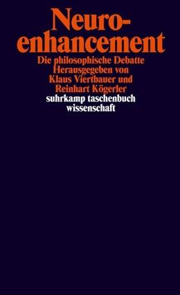 Abbildung von Viertbauer / Kögerler | Neuroenhancement | Originalausgabe | 2019 | Die philosophische Debatte