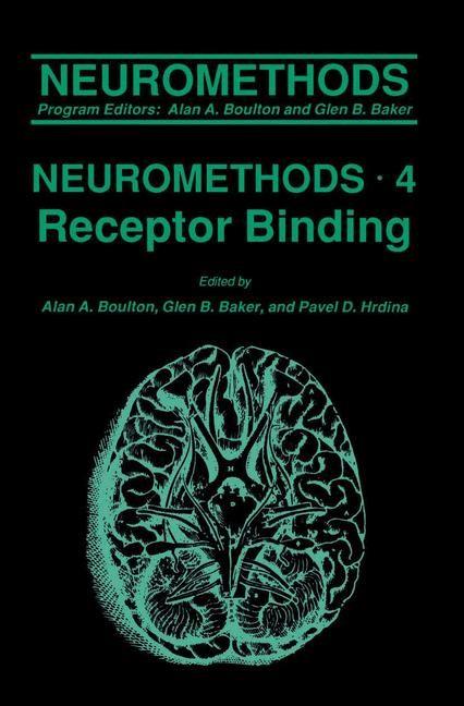 Receptor Binding | Boulton / Baker / Hrdina, 1986 | Buch (Cover)