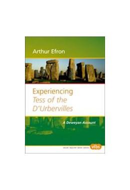 Abbildung von Efron   Experiencing <i>Tess of the d'Urbervilles</i>   2005   A Deweyan Account   162