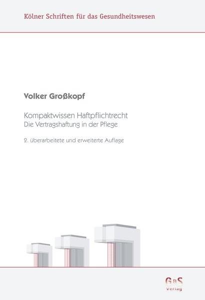 Kompaktwissen Haftpflichtrecht   Großkopf   2., überarbeitete und erweiterte Auflage, 2018   Buch (Cover)