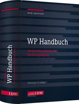 Abbildung von IDW (Hrsg.) | WP Handbuch | 16. Auflage | 2019 | beck-shop.de