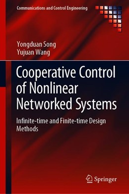 Abbildung von Song / Wang   Cooperative Control of Nonlinear Networked Systems   1. Auflage   2019   beck-shop.de