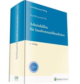 Abbildung von Heyn / Kreuznacht / Voß | Arbeitshilfen für Insolvenzsachbearbeiter | 4. Auflage | 2019
