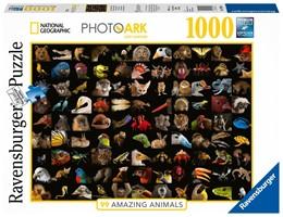 Abbildung von 99 Atemberaubende Tiere. Puzzle 1000 Teile | 2019
