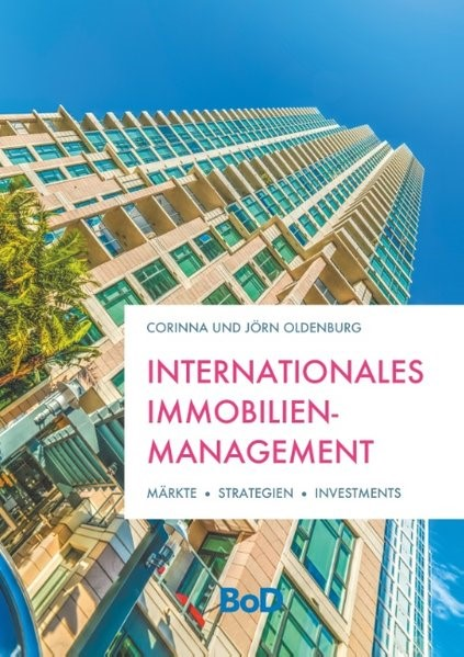 Internationales Immobilienmanagement | Oldenburg, 2018 | Buch (Cover)