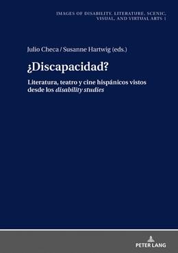 Abbildung von Hartwig / Checa Puerta | ¿Discapacidad? | 1. Auflage | 2018 | beck-shop.de