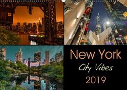 Abbildung von Krause | New York City Vibes (Wandkalender 2019 DIN A2 quer) | 1. Edition 2018 | 2018 | Fotografien mit einzigartiger ...