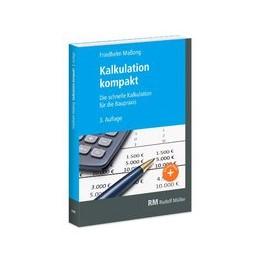 Abbildung von Maßong | Kalkulation kompakt | 2018