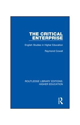 Abbildung von Cowell | The Critical Enterprise | 1. Auflage | 2018 | 5 | beck-shop.de