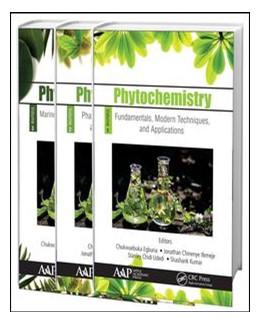 Abbildung von Egbuna / Chinenye Ifemeje | Phytochemistry, 3-Volume Set | 1. Auflage | 2018 | beck-shop.de