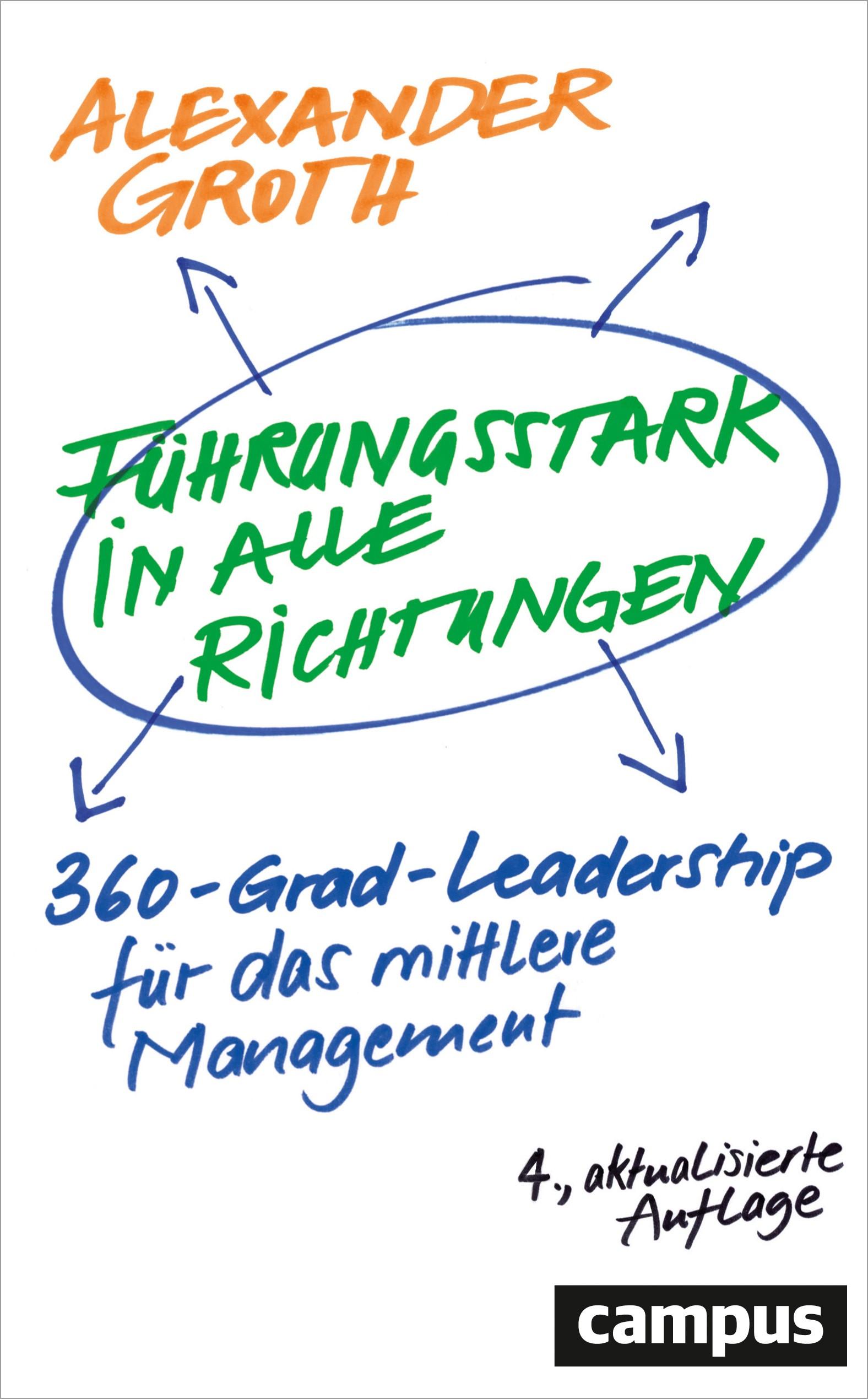 Abbildung von Groth | Führungsstark in alle Richtungen | 4. aktualisierte Auflage | 2019