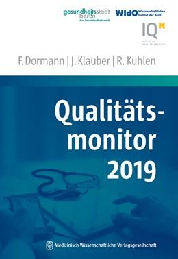 Abbildung von Dormann / Klauber / Kuhlen   Qualitätsmonitor 2019   2018
